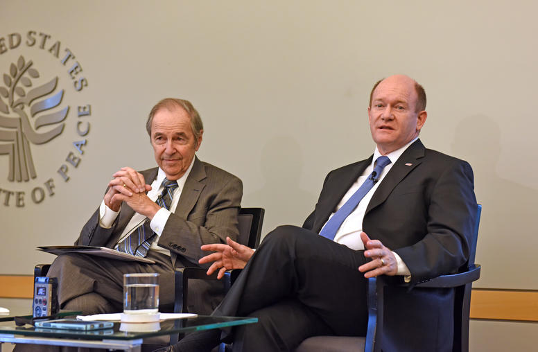 Senator Chris Coons on War, Famine in South Sudan