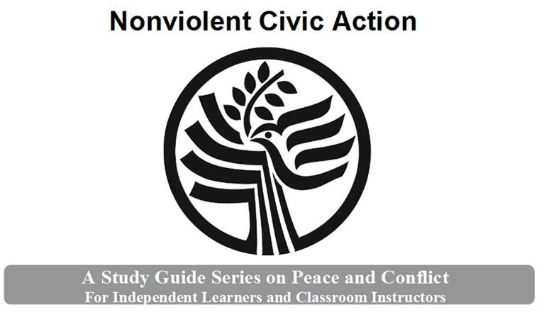 How do I write a persuasive essay on non-violence?
