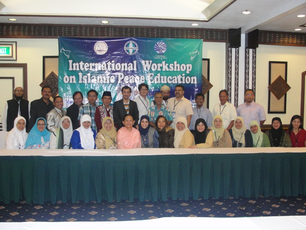 Particpants at International Workshop on Islamic Eduation