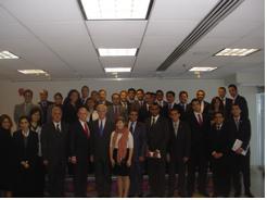 Negotiation Training Workshop for Junior Egyptian Diplomats