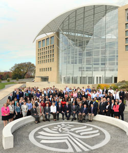 United States Institute of Peace Headquarters and Staff, November 2012
