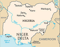 Bilderesultat for niger delta region of nigeria