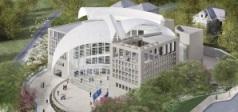 Image of USIP's new Headquarters (Photo: USIP)