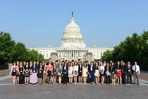 2012 Winners at Capitol Hill