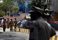 Bombings in Mumbai