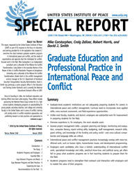 USIP Report Cover