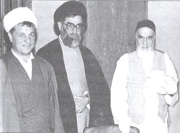Rafsanjani Khamenei