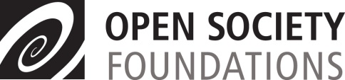 The Missing Peace Symposium 2013 - Open Society Foundations Logo