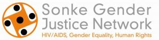 The Missing Peace Symposium 2013 - Sonke Gender Justice Network Logo