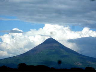 Mt. Mombotombo in Nicaragua. (Photo: U.S. Institute of Peace)