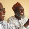 Imam Muhammad Ashafa and Pastor James Wuve