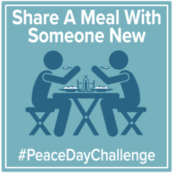 Peace Day Challenge-Share-A-Meal