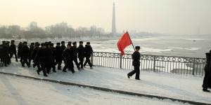North Korean Threats Turn Eyes to China