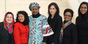 'Women of Courage' Awardees Challenge Social Norms Head On