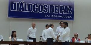 negotiations in Cuba