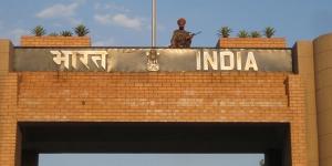 India - Pakistan border