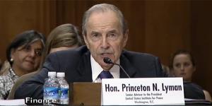 princeton lymn testifying