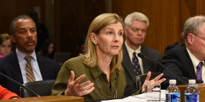 USIP President Nancy Lindborg Testifies Before Senate Foreign Relations Committee