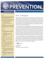 USIP Prevention Newsletter - September 2010