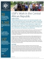 USIP Fact Sheet: The Current Situation in the Central African Republic