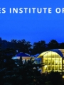 part of catalog cover - usip hq at night