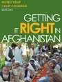 Book: Getting It Right in Afghanistan