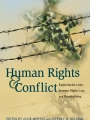 Human Rights and Conflict book cover