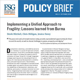 policy brief cover