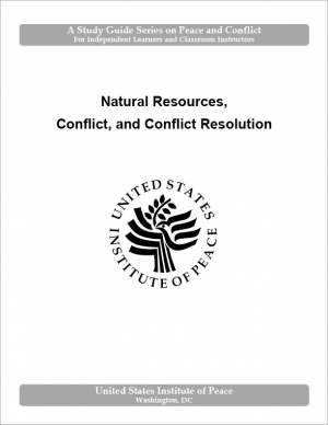 From Conflict To Peacebuilding The Role Of Natural Resources