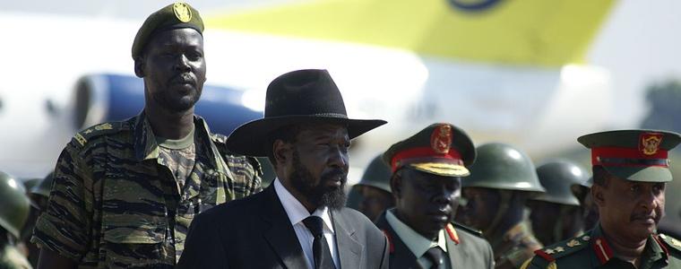 South Sudan's Political Turmoil