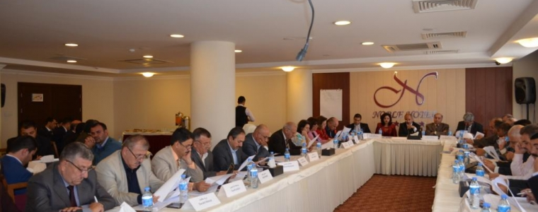 Alliance of Iraqi Minorities General Assembly Meeting