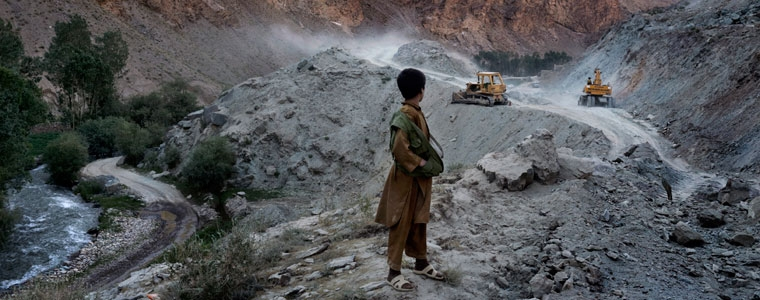 Mining for Peace in Afghanistan