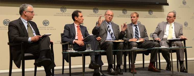 Panel at USIP: Prospects for Syrian No-fly Zone Assessed