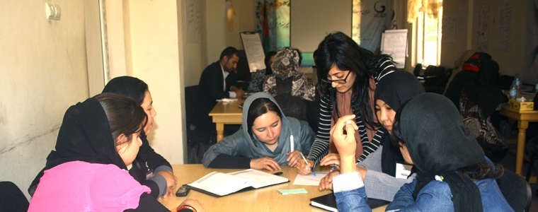 USIP Partnership with Afghan University Hones Conflict Resolution Skills