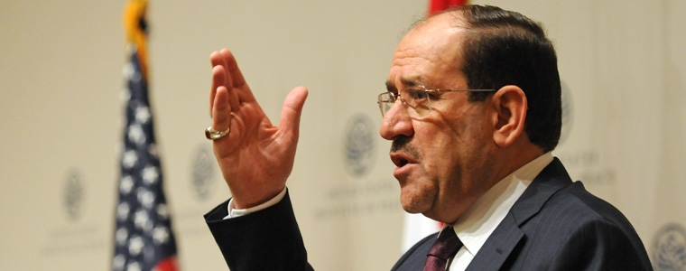 At USIP, Iraqi Prime Minister Maliki Calls for Greater U.S. Support