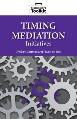 Timing Mediation Initiatives Book Cover