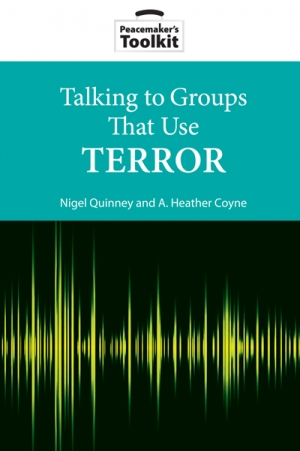 Talking to Groups That Use Terror Book Cover