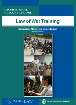 Law of War Training: Resources for Military and Civilian ...