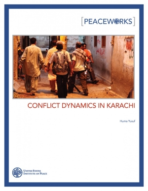 Peaceworks:  Conflict Dynamics in Karachi
