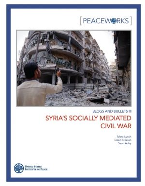 Peaceworks: Syria's Socially Mediated Civil War