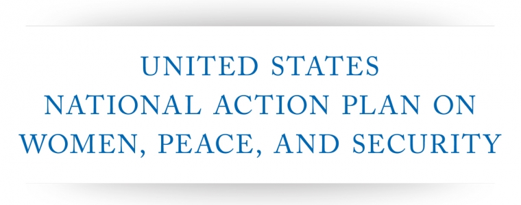 U.S. Agencies Move to Implement National Action Plan on Women, Peace and Security