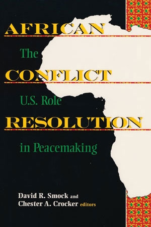 Conflict Resolution (I): Peace-making and Risk-taking