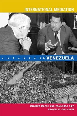 International Mediation in Venezuela book cover