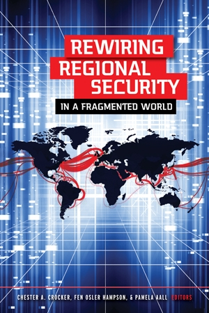 Rewiring Regional Security Book Cover
