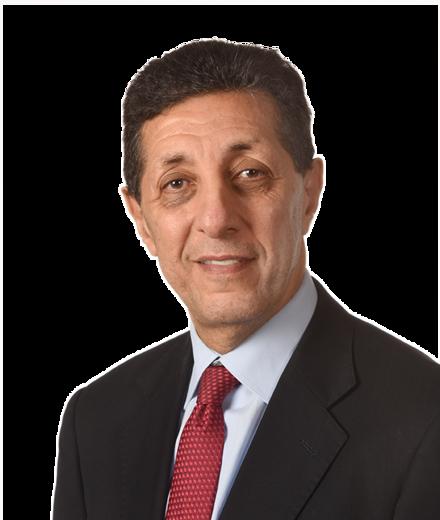 Ambassador Hesham Youssef