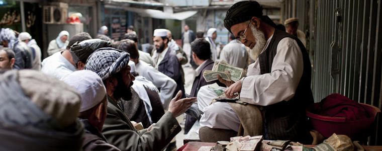 Afghanistan's Economic Prospects Linked to Political Stability, Security Developments