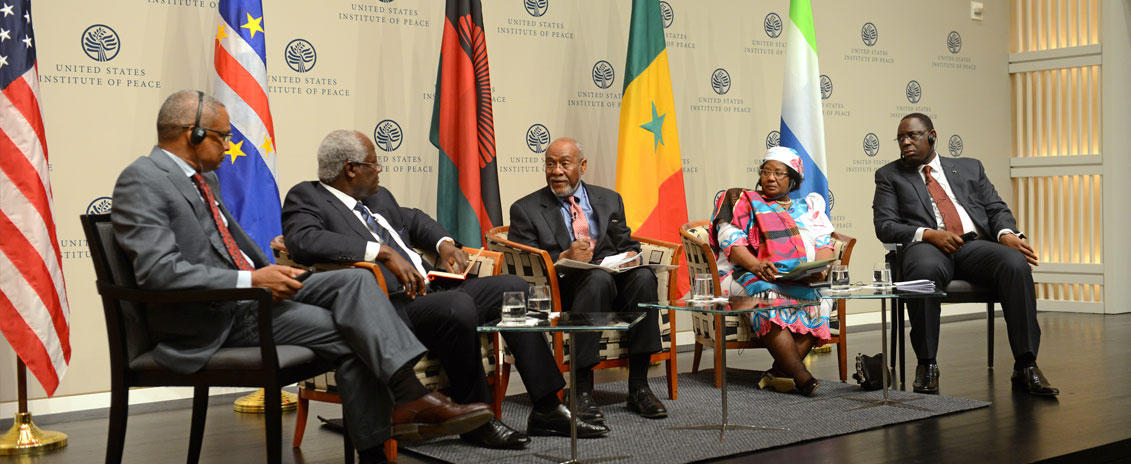 Consolidating Democratic Gains, Promoting African ...