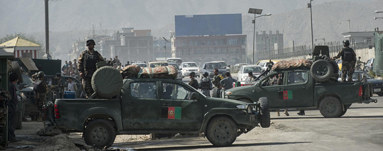 Afghanistan: Are Local Seams Fraying?