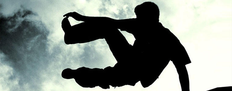 Iran S Youth Energy That Elected Rouhani Shows In Parkour