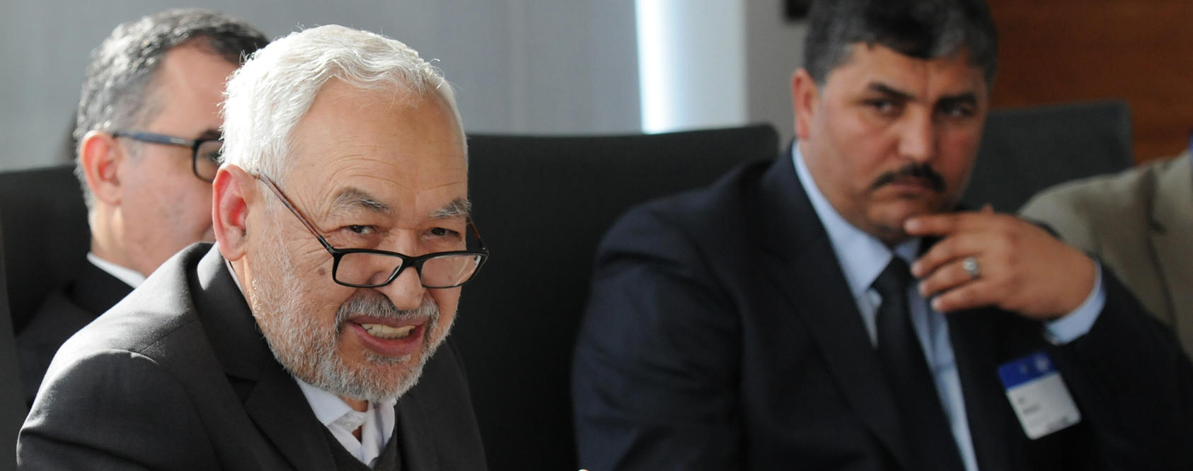 Tunisia's Ghannouchi Points to Country's Democratic Advances, New Constitution